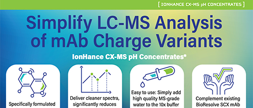Infographic - IonHance CX-MS pH Concentrates A and B Cover